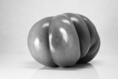 Légumes en Noir et Blanc